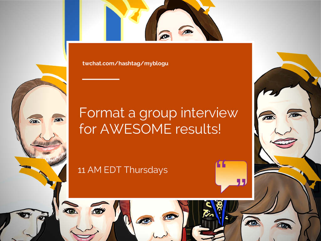 How to Format an AWESOME Group Interview