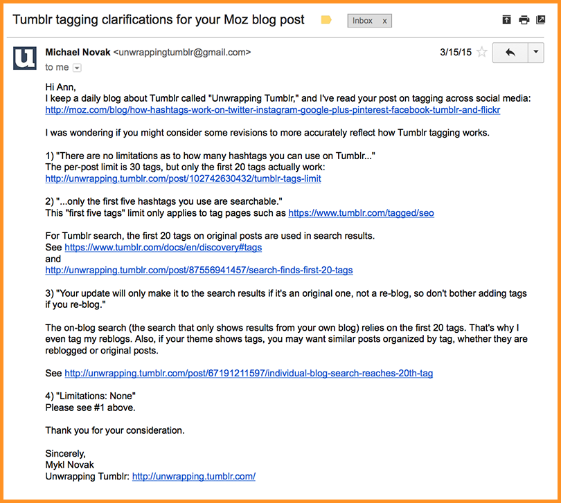 Influencer Outreach Email Examples Make Them Work Myblogu Myblogu