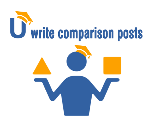 How to Write a Successful Product Comparison Post