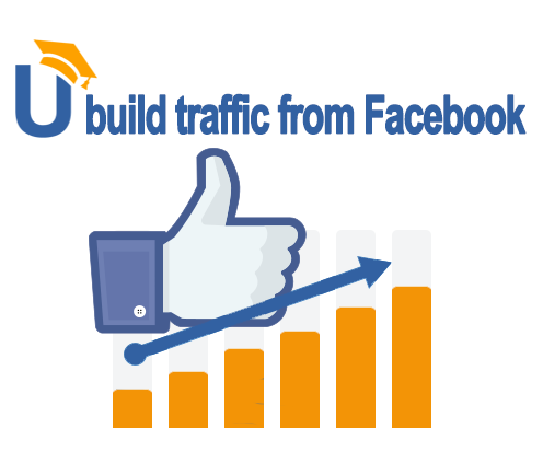How to Build Organic Traffic from Facebook