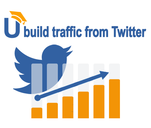 build traffic from Twitter