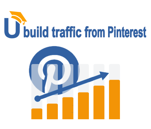 Build traffic from pinterest